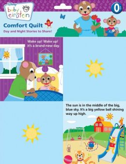 Baby Einstein: Comfort Quilt