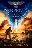 Book Cover Image. Title: The Serpent's Shadow (Kane Chronicles Series #3) (B&amp;N Exclusive Edition), Author: Rick Riordan