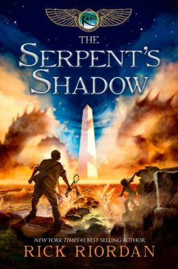 The Serpent's Shadow (B&N Exclusive Edition) (Kane Chronicles Series #3)