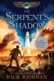 Book Cover Image. Title: The Serpent's Shadow (Kane Chronicles Series #3), Author: Rick Riordan