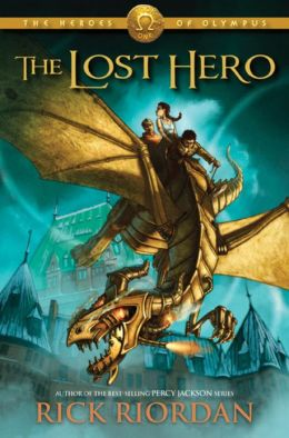 The Lost Hero Sneak Peek (The Heroes of Olympus Series #1)