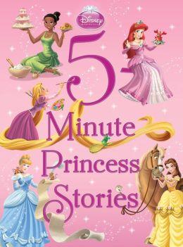 5-Minute Princess Stories
