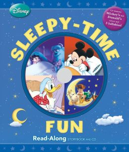Sleepy-Time Fun Read-Along Storybook and CD