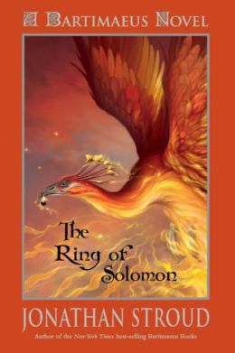 The Ring of Solomon (Bartimaeus Series #4)