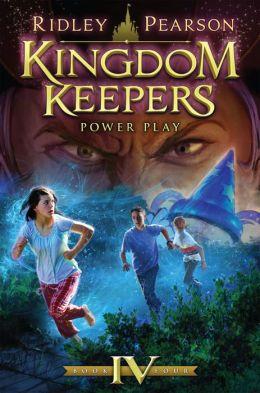 Power Play (Kingdom Keepers Series #4)