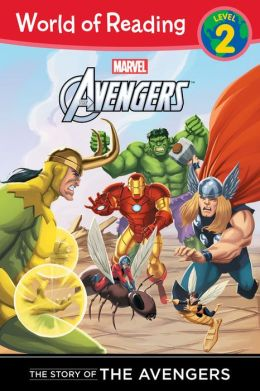 The Story of the Avengers (Level 2)