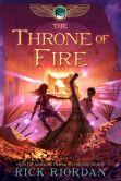 Rick Riordan - The Throne of Fire (Kane Chronicles Series #2)