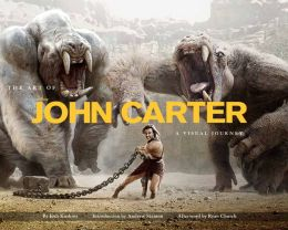 The Art of Disney John Carter: A Visual Journey