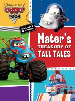 Mater the Greater (Cars Toons)