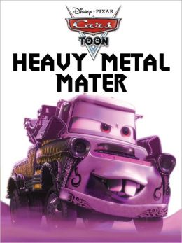 Heavy Metal Mater (Cars Toons)