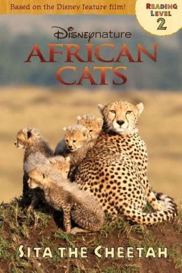 African Cats: Sita the Cheetah