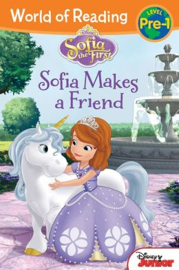 Sofia Makes a Friend (World of Reading Series: Pre-Level 1)