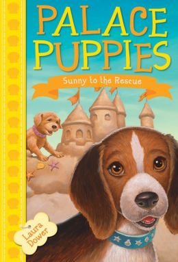 Sunny to the Rescue (Palace Puppies Series #2)