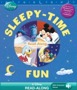Sleepy-Time Fun Read-Along Storybook