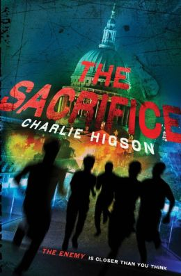The Sacrifice (Enemy Series #4) (B&N Exclusive Edition)