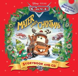 Mater Saves Christmas Storybook & CD