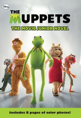 The Muppets The Movie Junior Novel