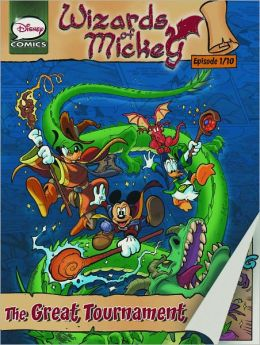 The Great Tournament (Wizards of Mickey #1)
