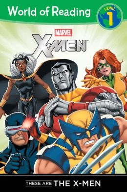 These are the X-Men Level 1
