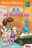 Book Cover Image. Title: Doc McStuffins All Stuffed Up, Author: Cathy Hapka