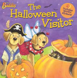 Disney Buddies The Halloween Visitor