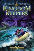 Book Cover Image. Title: Shell Game (Kingdom Keepers Series #5), Author: Ridley Pearson