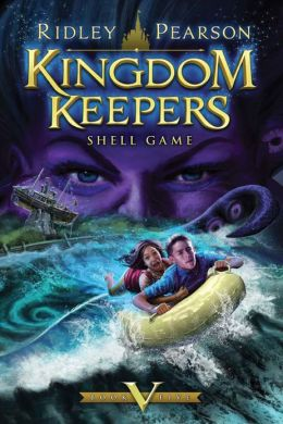 Shell Game (Kingdom Keepers Series #5)