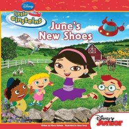 June's New Shoes (Disney's Little Einsteins)
