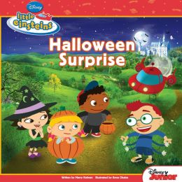 Halloween Surprise (Little Einsteins Series)