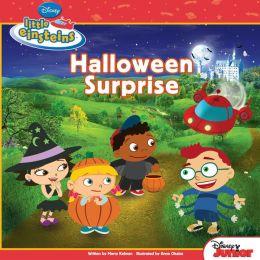 Halloween Surprise (Little Einsteins Series)