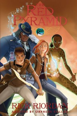 Red Pyramid: The Graphic Novel (Kane Chronicles Series #1)