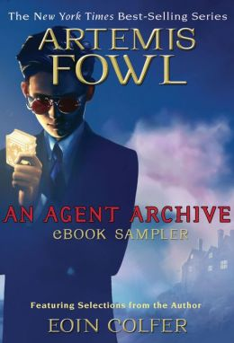An Agent Archive eBook Sampler (Artemis Fowl)