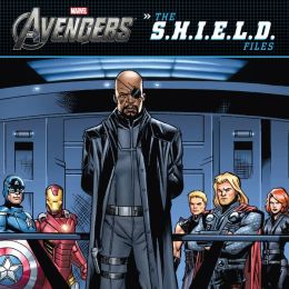 The S.H.I.E.L.D. Files (The Avengers)