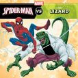 Book Cover Image. Title: The Amazing Spider-man vs. The Lizard, Author: Clarissa S. Wong