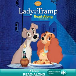 Lady and the Tramp Read-Along Storybook