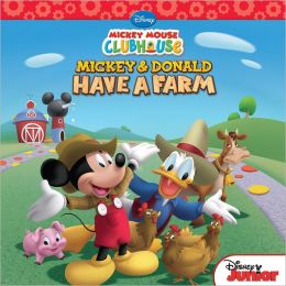 Mickey and Donald Have a Farm (Mickey Mouse Clubhouse)