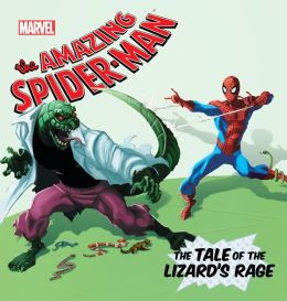 The Lizard's Rage (The Amazing Spider-Man Series)