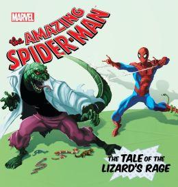 The Lizard's Rage (The Amazing Spider-Man Series)