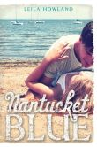 Book Cover Image. Title: Nantucket Blue, Author: Leila Howland