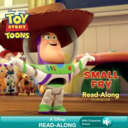 Toy Story Toons: Small Fry Read-Along Storybook
