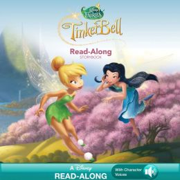 Tinker Bell Read-Along Storybook