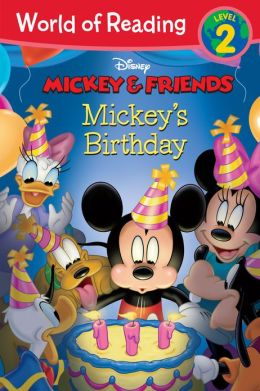 Mickey & Friends: Mickey's Birthday