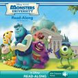 Book Cover Image. Title: Monsters University Read-Along Storybook, Author: Calliope Glass