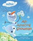 Book Cover Image. Title: Frozen An Amazing Snowman, Author: Barbara Jean Hicks