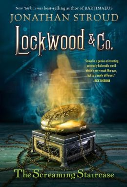 The Screaming Staircase (Lockwood & Co. Series #1)
