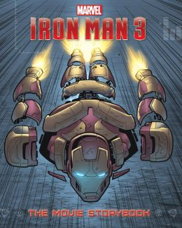 Iron Man 3 Movie Storybook