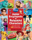 Book Cover Image. Title: Junior Encyclopedia of Animated Characters, Author: Disney Book Group