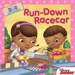 Run-Down Racecar (Doc McStuffins Series)