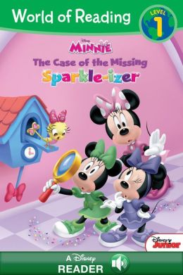 World of Reading: The Case of the Missing Sparkle-izer