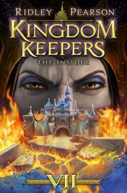 The Insider (Kingdom Keepers Series #7)